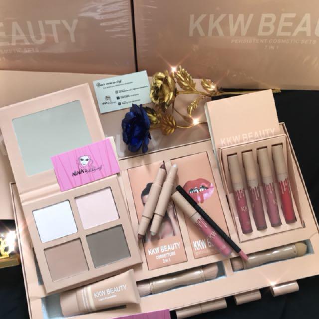 Kkw beauty set 7 in 1