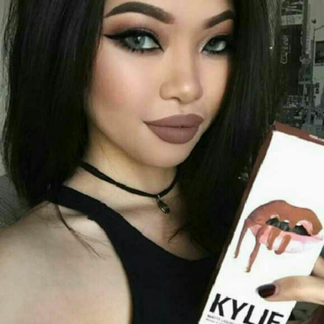 KYLIE JENNER MATTE LIQUID LIPSTICK DOLCE K 100% ORIGINAL FROM USA