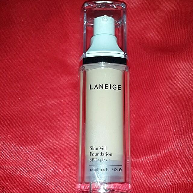 Laneige Skin Veil Foundation