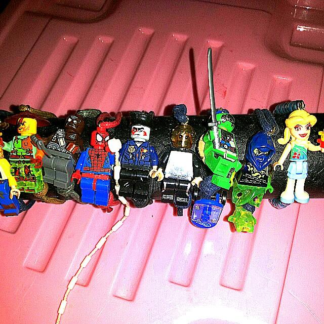Lego Gelang #JUALMAINANANAK