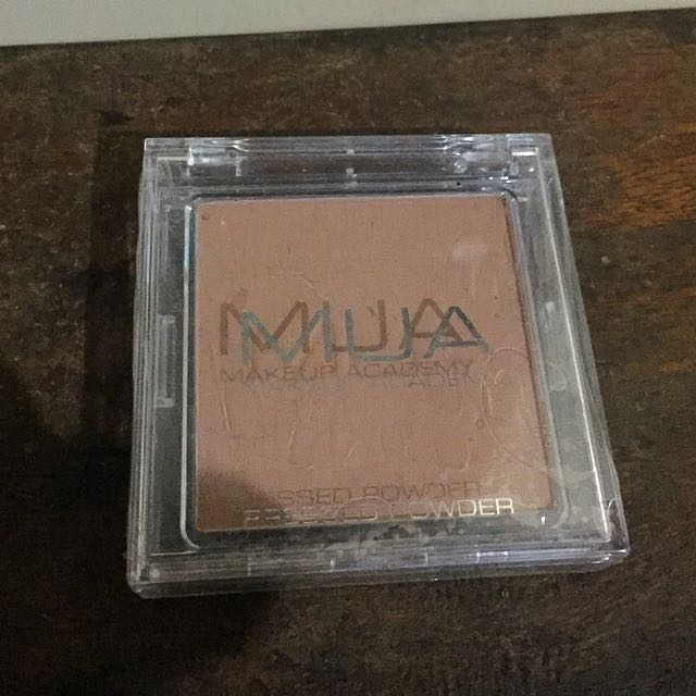 Make-Up Academy Pressed Powder! 💁