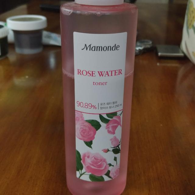 Mamonde Rose Water