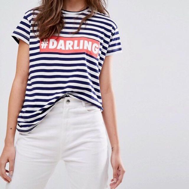 Mango #darling T-shirt