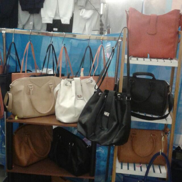 Marikina-made Shoulder Bags