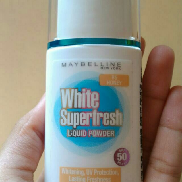 Maybelline Liquid Powder