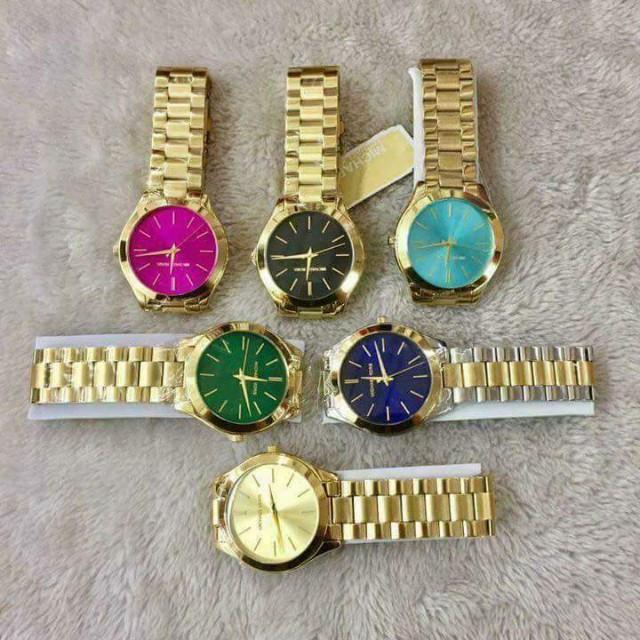 mk classic watch