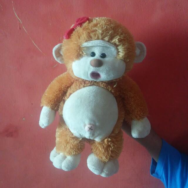 Monkey Girl Doll