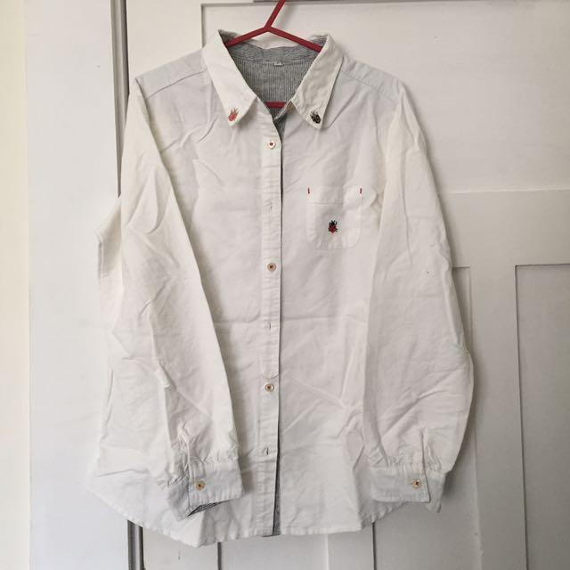 Muji women blouse