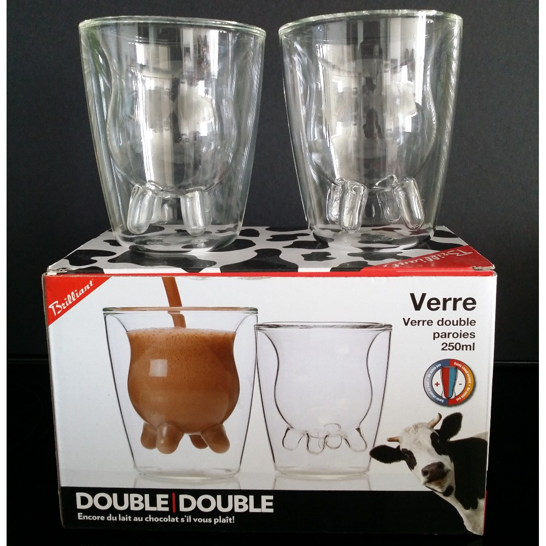 NEW*Double Wall Milker Tumblers
