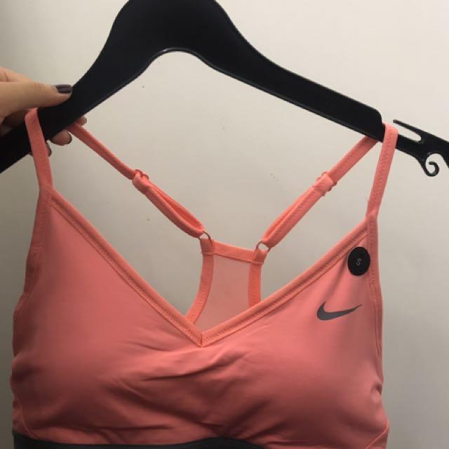 Nike運動內衣/黑粉兩色