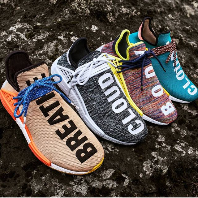 quality design 36ca7 ba043 NO DEPOSIT)Adidas human race/adidas ub packer x solebox ...