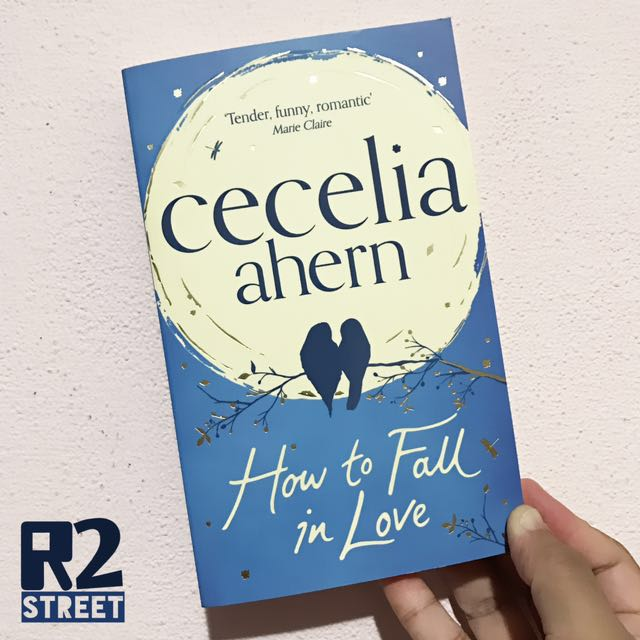 Novel | How To Fall In Love By Cecelia Ahern