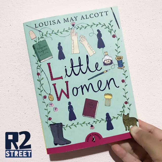 Novel | Little Women By Louisa May Alcott