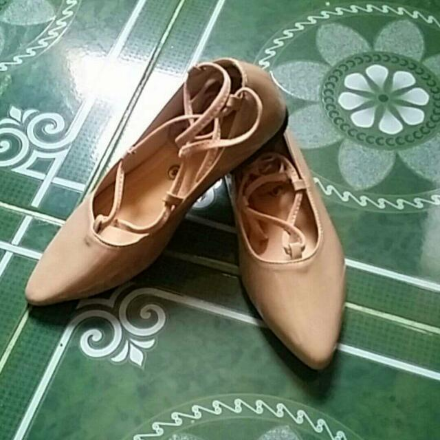 Nude Top Shop Inspired Shoes