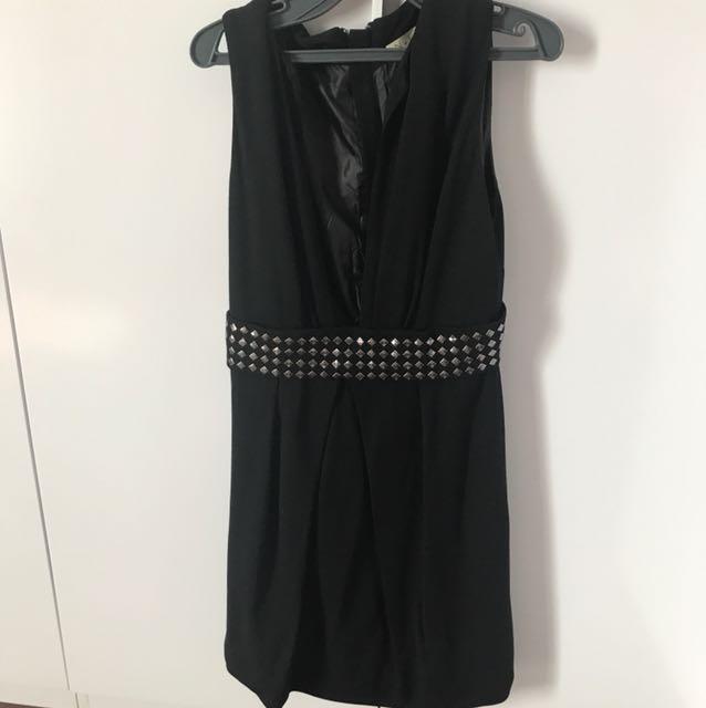 N.y.L.a Black Dress