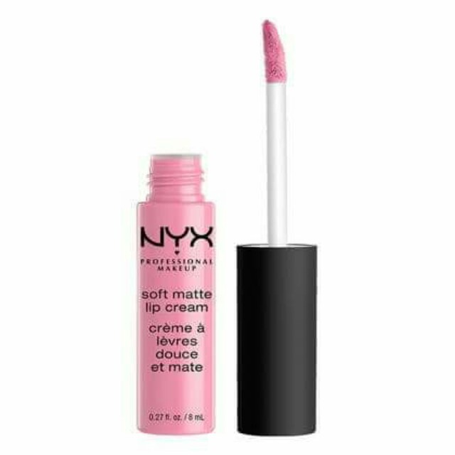 Nyx Soft Matte Lip Cream Sydney