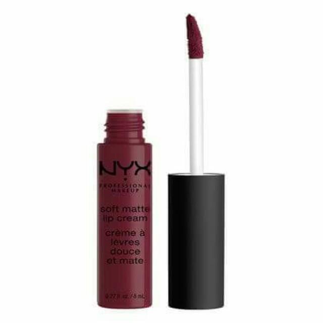 Nyx Soft Matte Lip Cream Vancouver