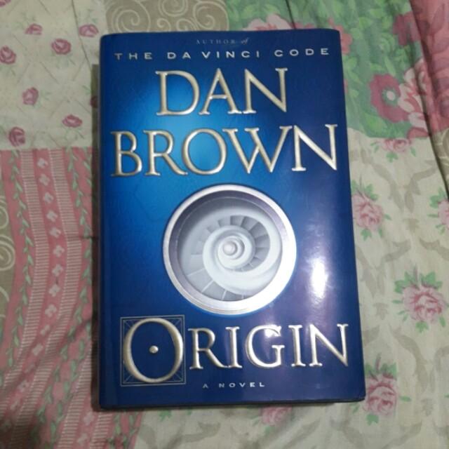 Origin by Dan Brown (HB)
