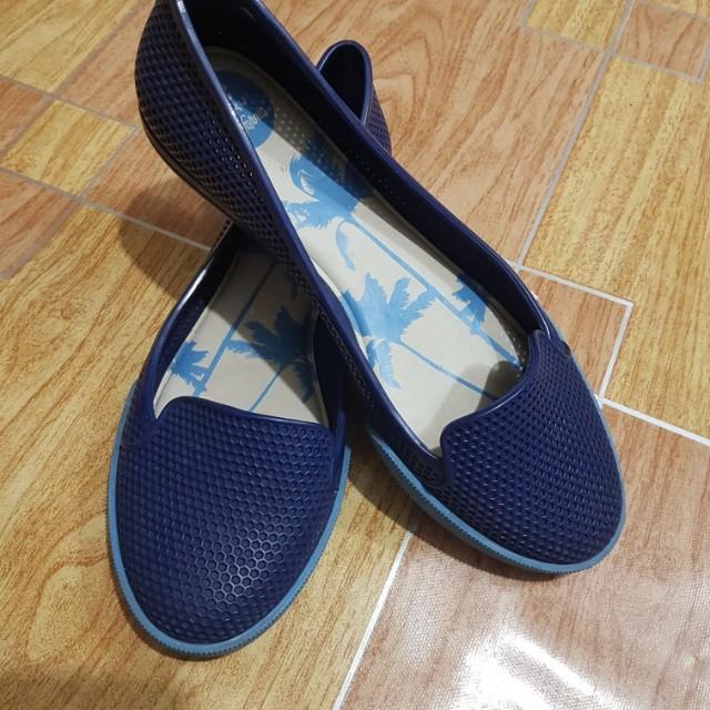 Original Zaxy Women's City Ballet Flat - Blue
