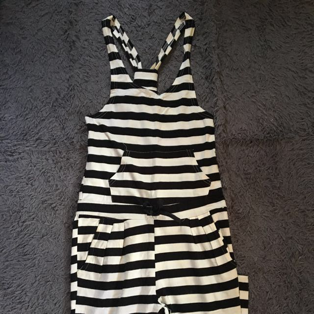 Overall Stripe
