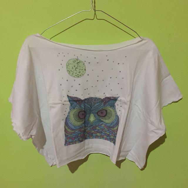 Owl Crop Tee