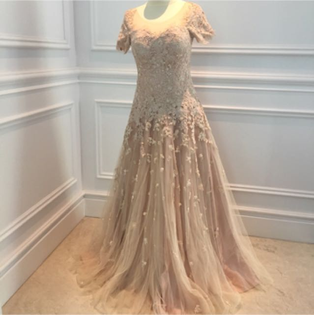 Party Gown Dress