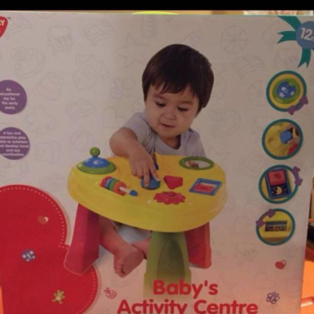 Play go babies activities