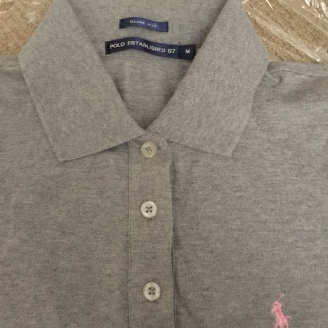Polo Slim Fit Short Sleeve dress /never worn