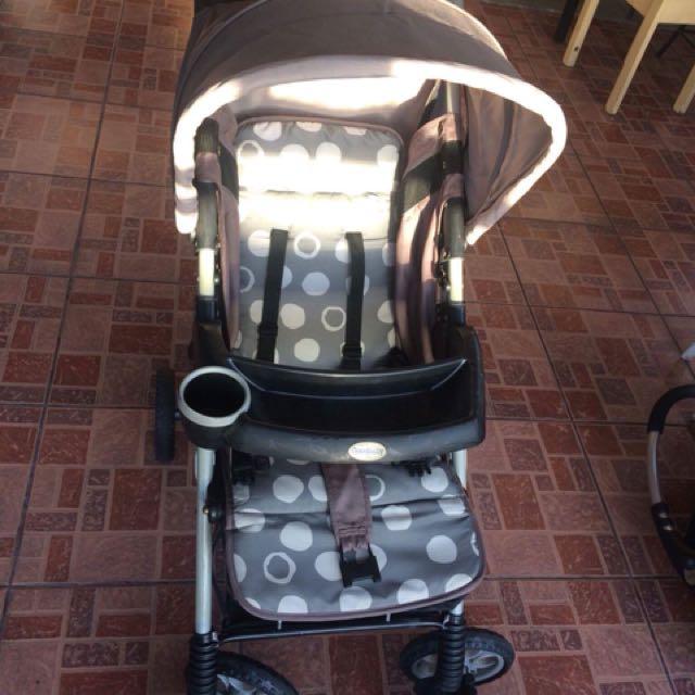 Pre-loved Goodbaby Stroller