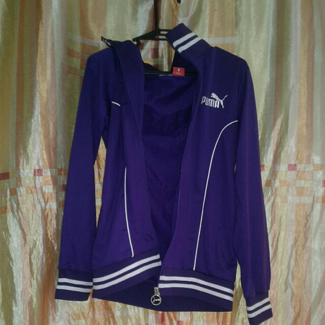 Puma Authentic Jacket