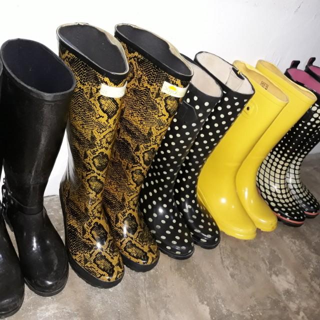 Rain Boots & Wellies