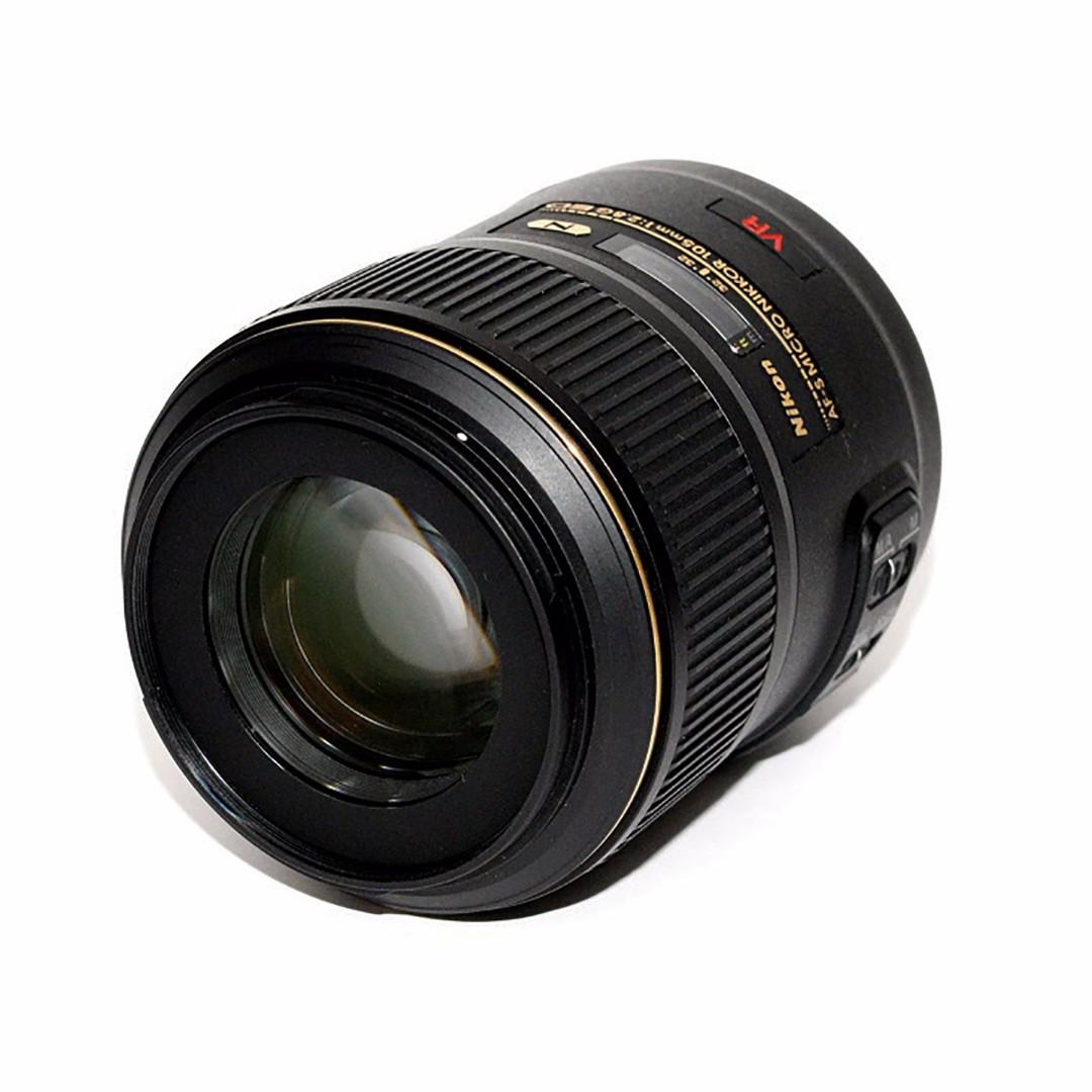 Rental: Nikon AF-S VR Micro-Nikkor 105mm f/2.8G IF-ED