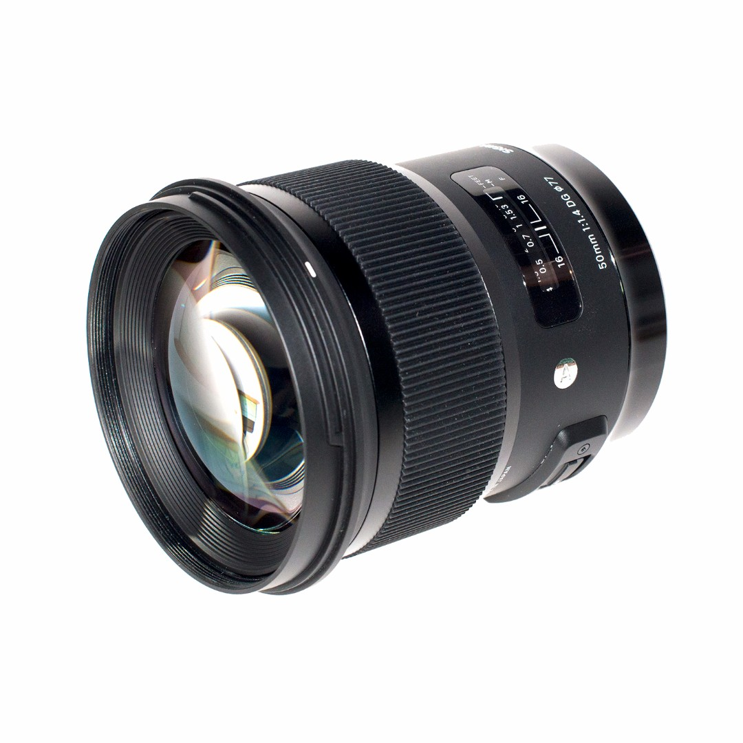Rental: Sigma 50mm F1.4 DG ART Canon Mount