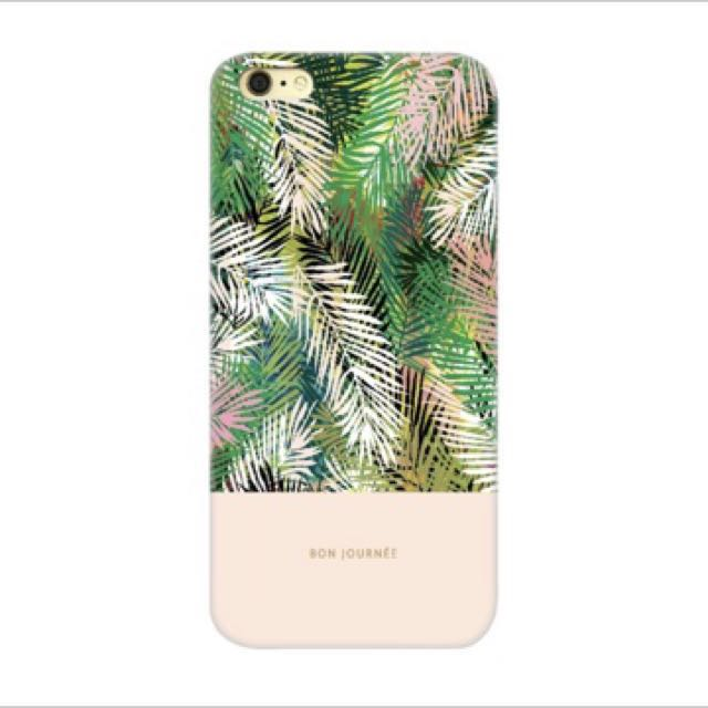 全新RICHE手機殼-粉紅叢林-iPhone 7+適用(含運)