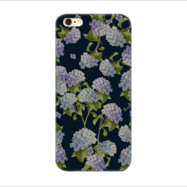 RICHE手機殼-星辰繡球花海-iPhone 7+(含運)