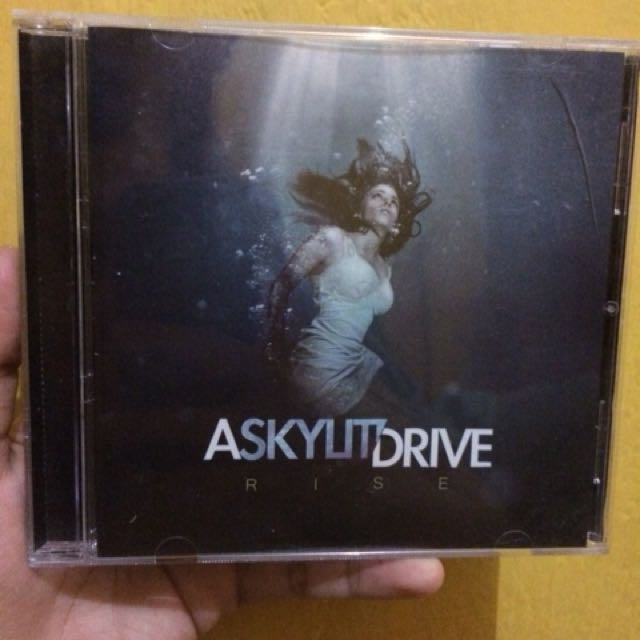 Rise - A Skylit Drive CD