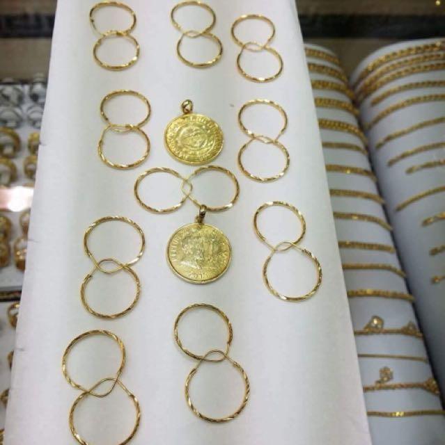 Saudi Gold 21k