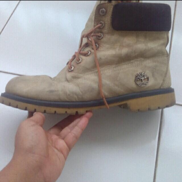 Sepatu boot timberland original