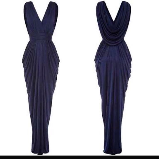 Sheike Grecian Dress