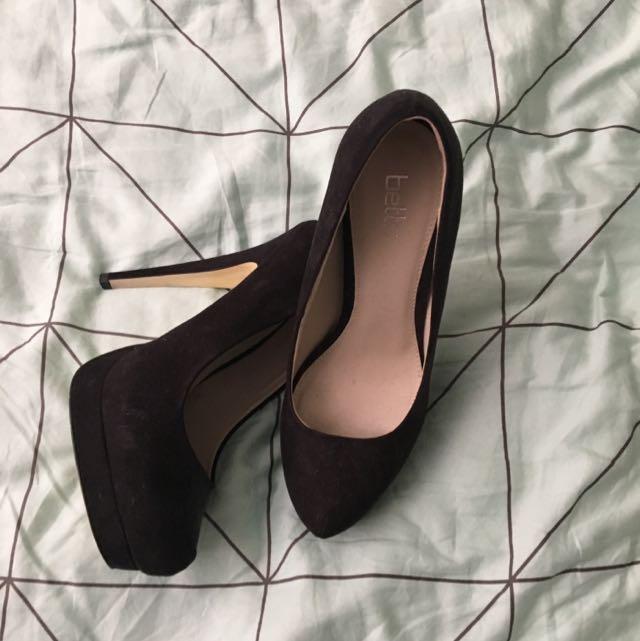 Size 7 Black High Heels