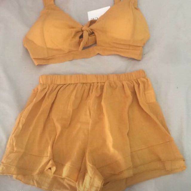 Size small two piece set