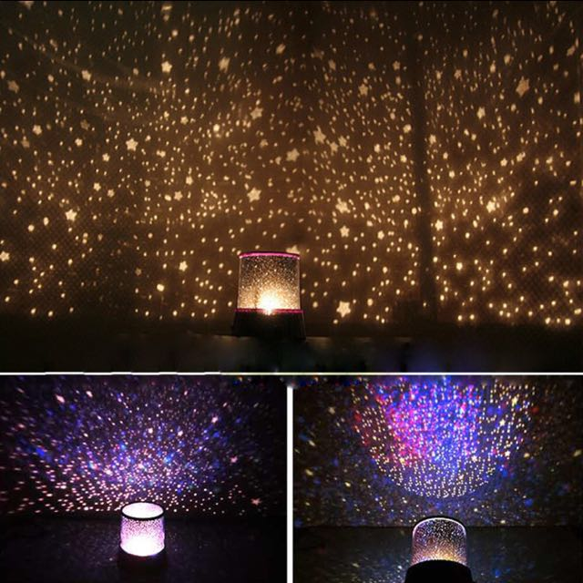 save off ef3ac 7fcbb Star Master Night Galaxy Light, Furniture, Home Decor on ...