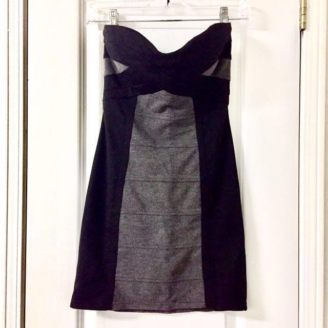 Strapless Chic Dress