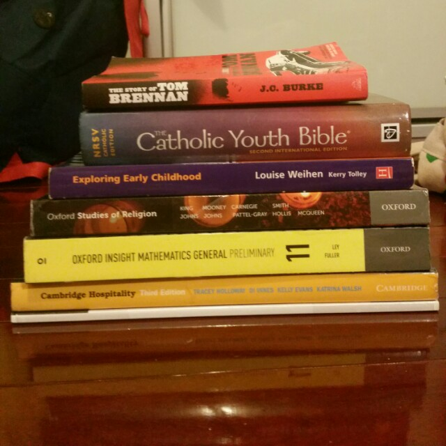 TEXT BOOKS 📚