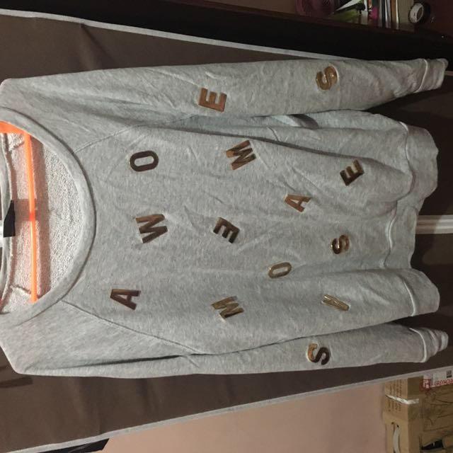 Topshop Oversize Pullover