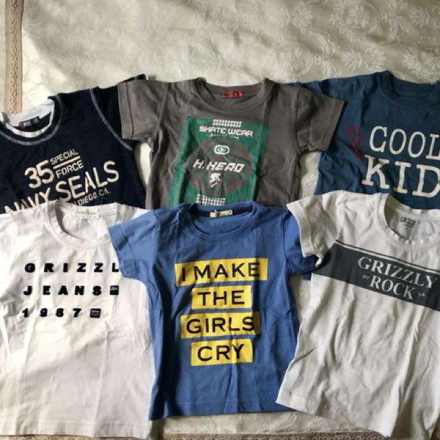 Tshirt for boys