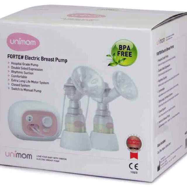Unimom Forte Double Electric Hospital Grade Breastpump