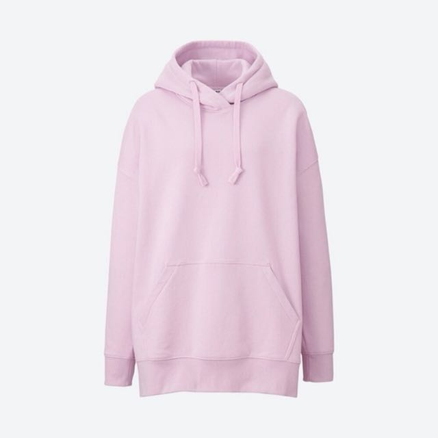 UNIQLO pullover sweat hoodie jacket