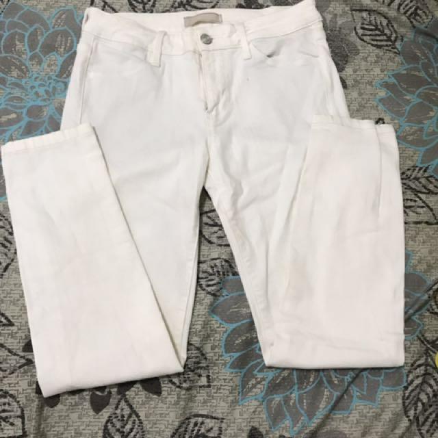 Uniqlo Skinny Super Stretch Jeans