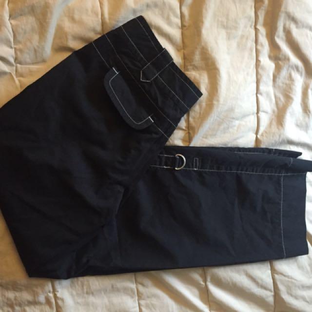 Vintage low rise pants